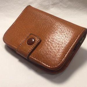 👔VINTAGE Small Wallet from the 1940s! Leather
